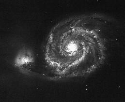 [M51 image]