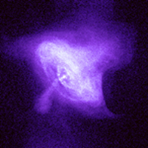 [Chandra image of M1]