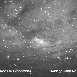 [NGC  206 image]
