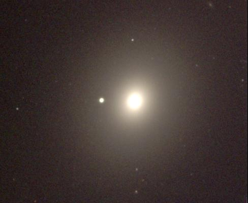 [M49, color CCD KPNO/NOAO]