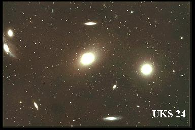 [UKS 24 old scan: M84-M86 region]