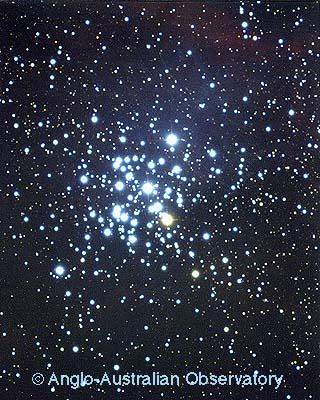 [NGC 3293 image]