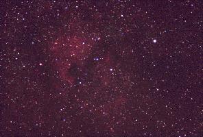 [NGC 7000 image]