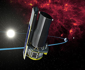 [Spitzer Space Telescope]
